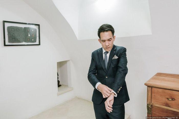 Il miglior RW: il look sposo 4
