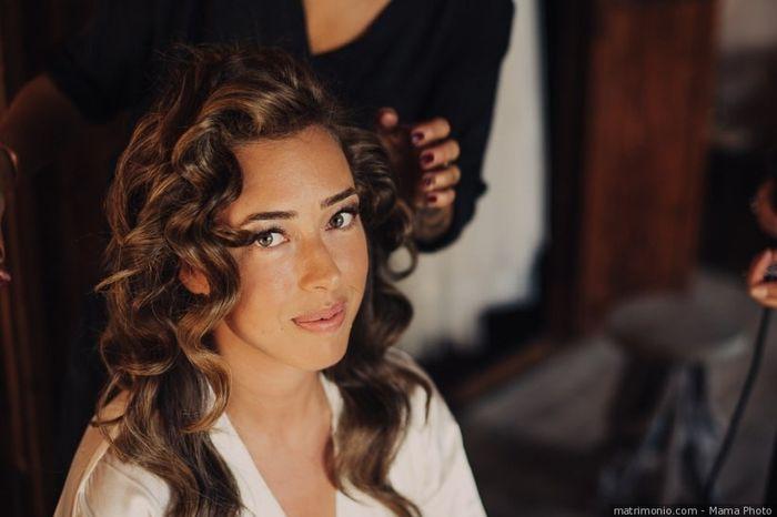 Ti farai crescere i capelli per il giorno delle nozze o li taglierai ? 1