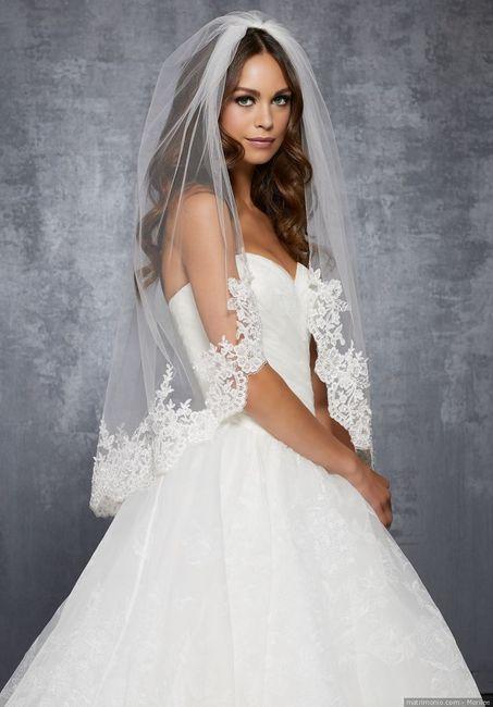 Quali accessori sposa indosseresti? 1