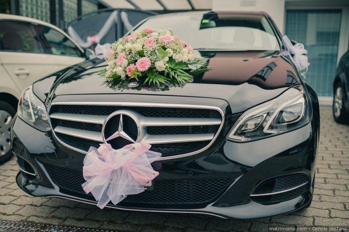 L'auto che noleggerai per le nozze sarà... 2