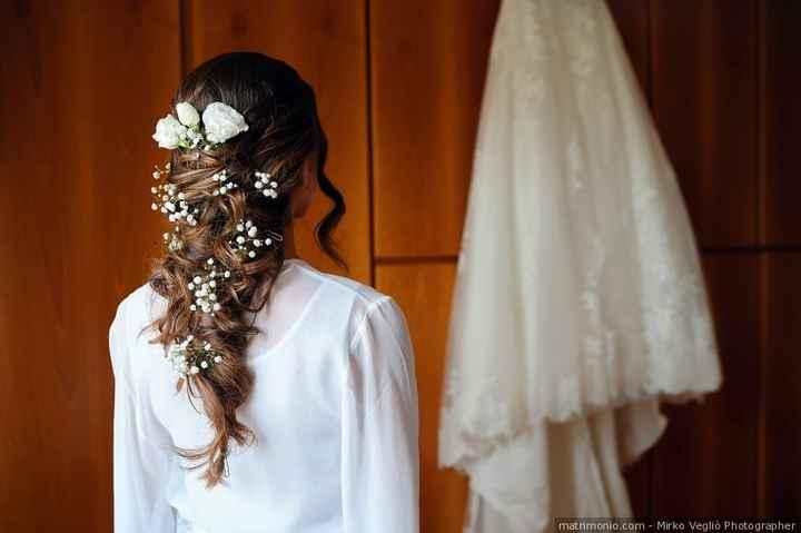 Che acconciatura avrai il giorno delle nozze? 1