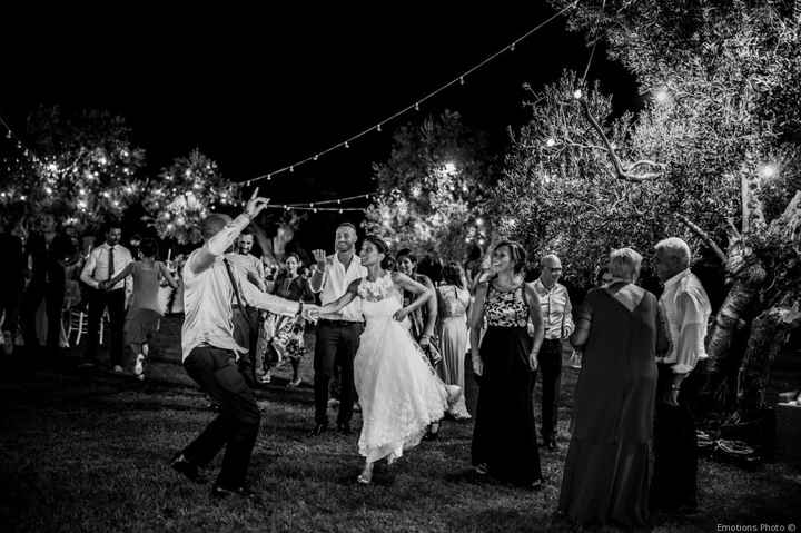Il miglior RW: il ballo degli sposi 1