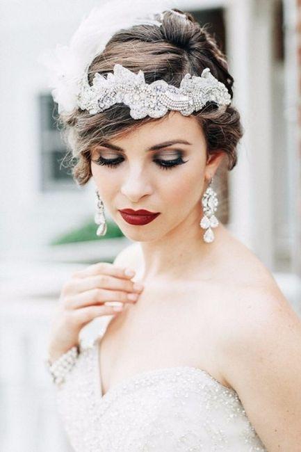 Favorito Trucco sposa 2017, come lo vorresti? - Moda nozze - Forum  CG19