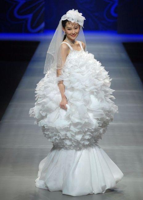 Abiti Da Sposa Orrendi.Quale Vestito Da Sposa Non Indosseresti Mai Pagina 2 Moda
