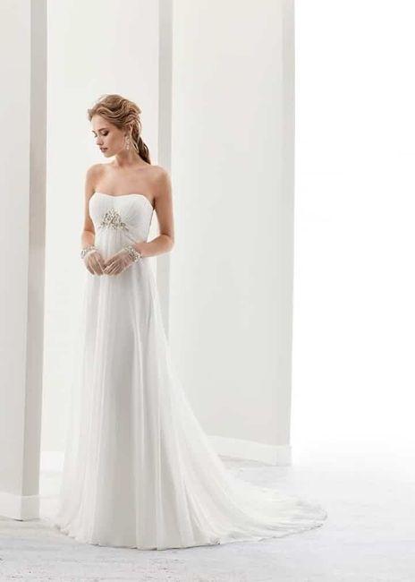 8ca1a86dd25e Spose del 2019  quale sarà lo stile del vostro abito da sposa ...