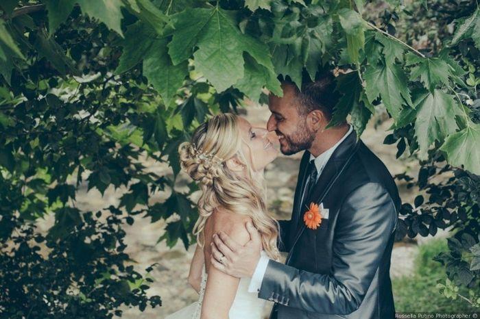 B) Ken e Kamilla La foto più romantica