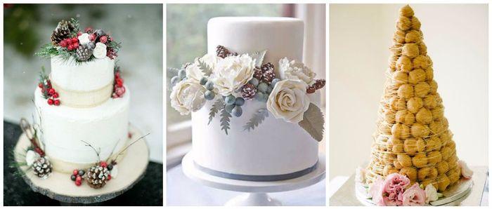 Scopri il colore delle tue nozze... La torta nuziale! 1