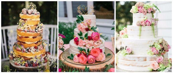 Scopri il colore delle tue nozze... La torta nuziale! 2