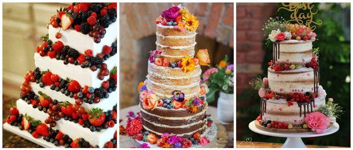 Scopri il colore delle tue nozze... La torta nuziale! 3