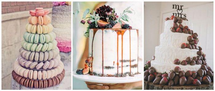 Scopri il colore delle tue nozze... La torta nuziale! 4