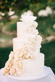1) Wedding cake