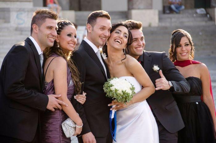 Cosa regalare ai testimoni di nozze?