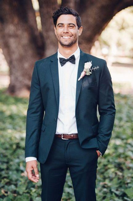 Trivial Nozzuit - L'abito dello sposo