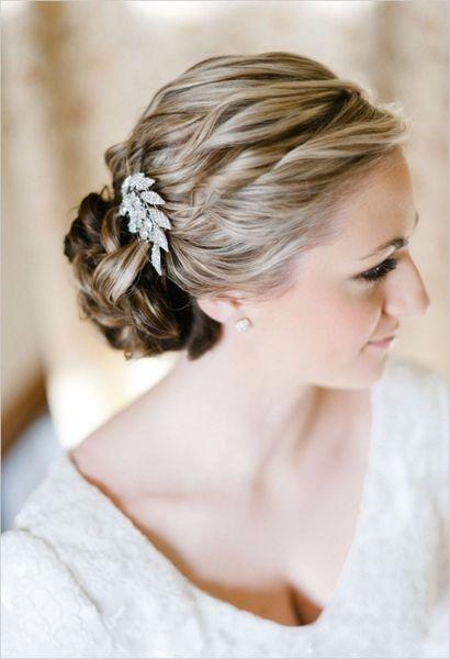 Quale abito da sposa 2018 sei  - Accessori per capelli - Moda nozze ... aed69f6e4a28