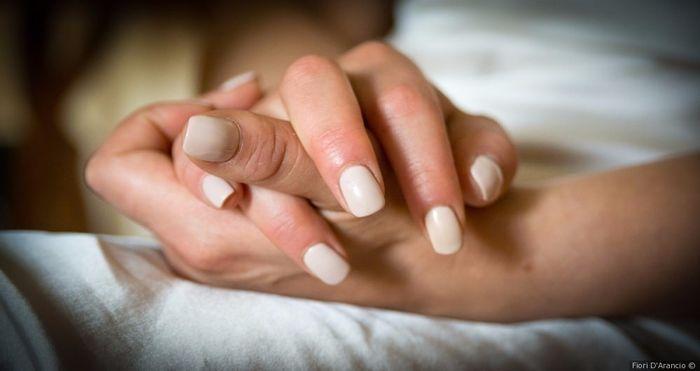 Se ti sposassi domani... La manicure da sposa 💅 2