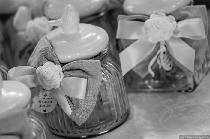 Tema Matrimonio 2018 : Tema di nozze le bomboniere pagina