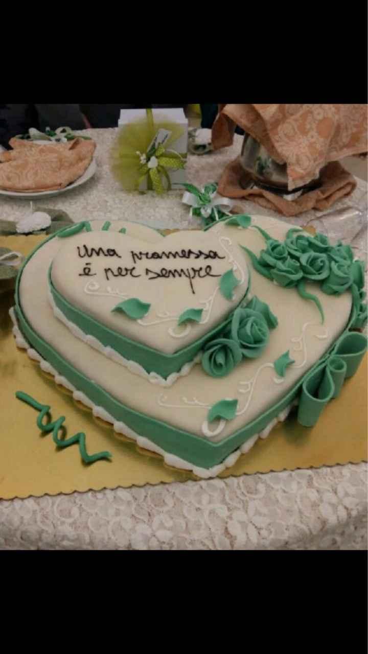 torta per la promessa - 1