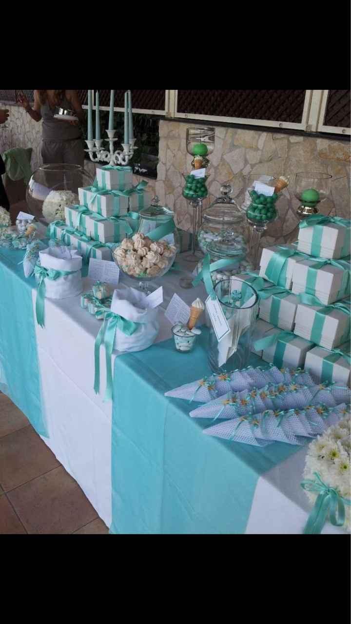 Il colore delle mie nozze preferito! - 1
