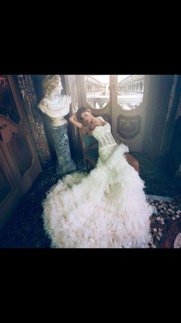 Il mio vestito da sposa preferito! - 1