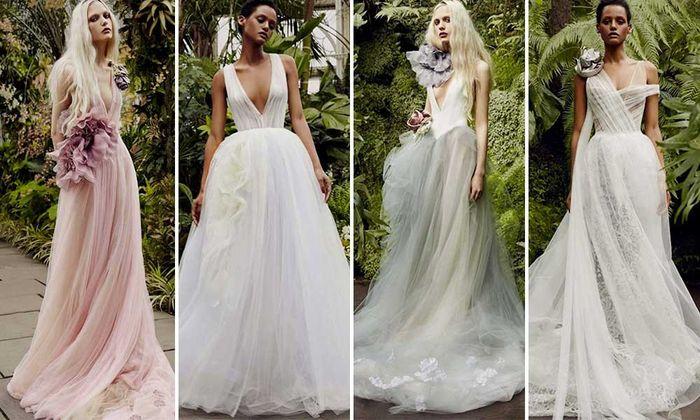 7 designer di abiti da sposa, chi preferite? 2