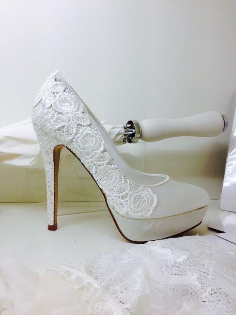Silvana Scarpe Sposa.Scarpe Trovate Pagina 5 Organizzazione Matrimonio Forum