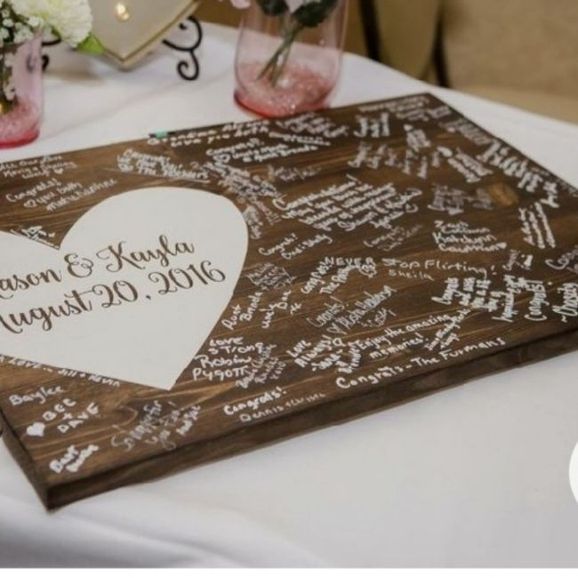 Guest book wedding 5