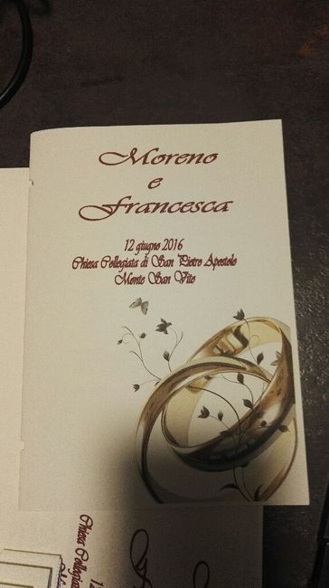 Top Idee copertina libretto messa - Organizzazione matrimonio - Forum  JV33