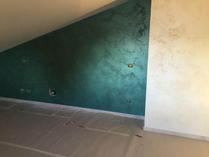 Aiuto pittura camera da letto 1 foto vivere insieme - Pittura camera letto ...