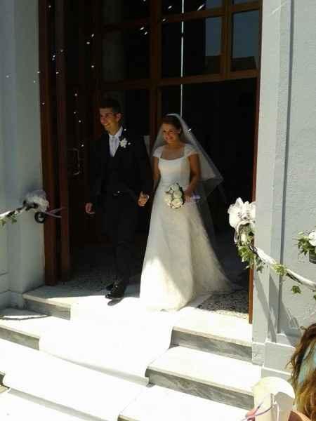 6 luglio: il nostro matrimoni - 2