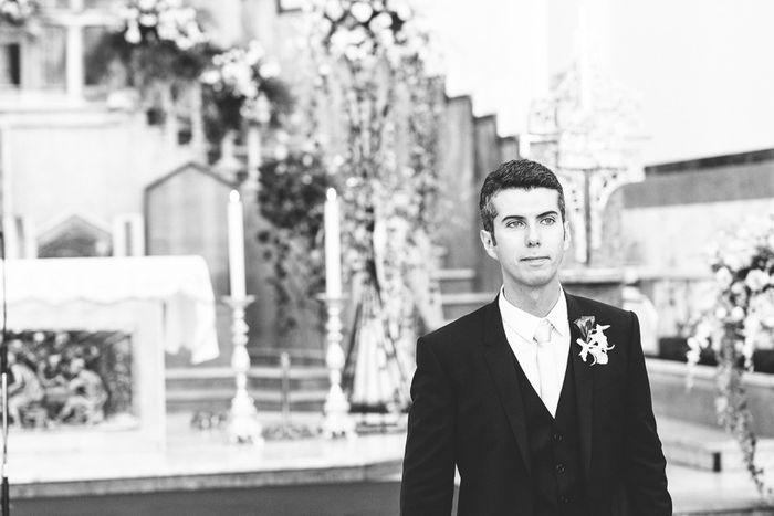 Le foto dei nostri mariti all' altare - 1