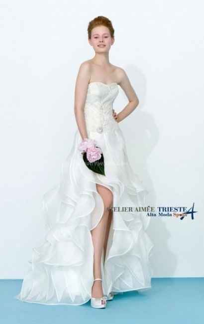 mio abito da sposa