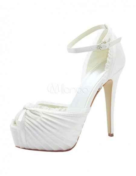 Mio scarpe da sposa - 1