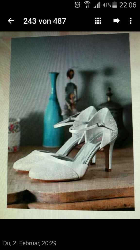 Problema  scarpe - 1