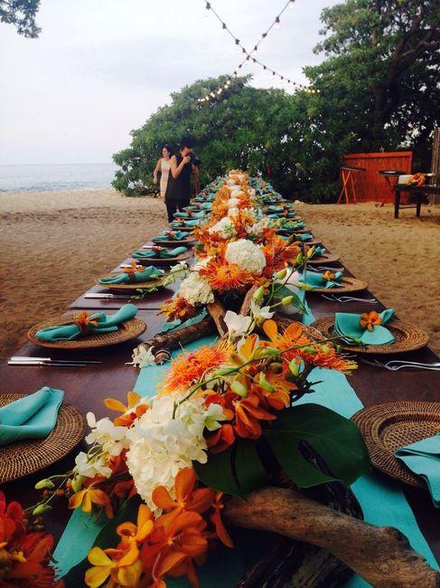 Matrimonio Tema Hawaiano : Chi come me farà un tema hawaiano organizzazione