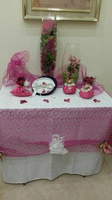 Tavolo casa sposa organizzazione matrimonio forum - Tavolo matrimonio casa sposa ...