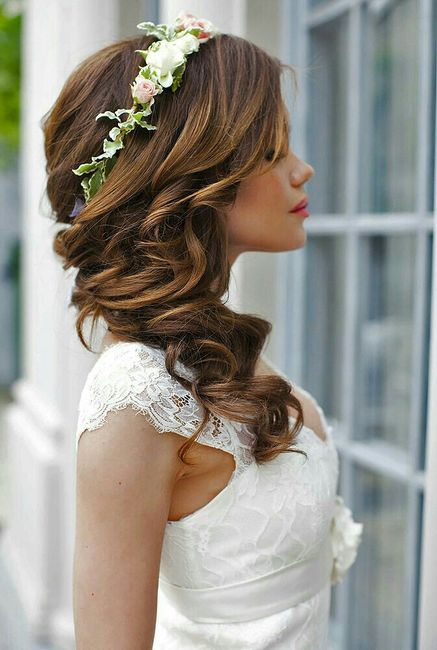 Popolare Fiori capelli - Página 2 - Moda nozze - Forum Matrimonio.com CB52