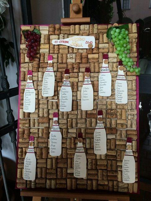 Matrimonio Tema Vino Tableau : Tema vino tableau e segnatavolo ricevimento di nozze