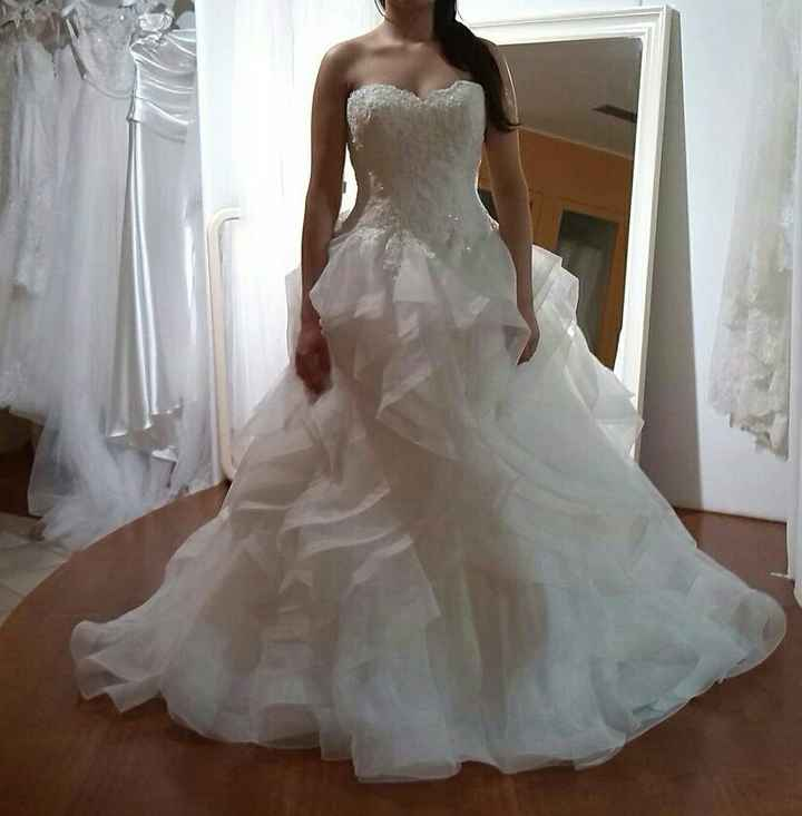 No tulle! - 1
