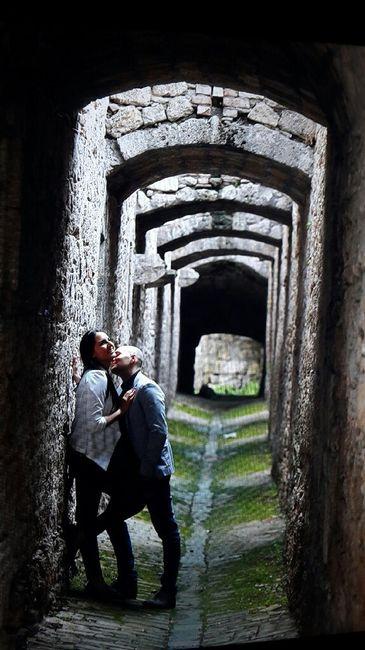 Foto del nostro prematrimoniale... - 2