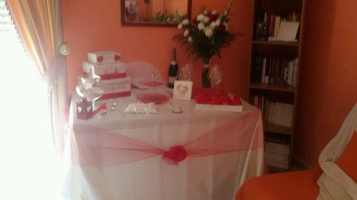 Tavolo sposa a casa organizzazione matrimonio forum - Tavolo sposa a casa ...
