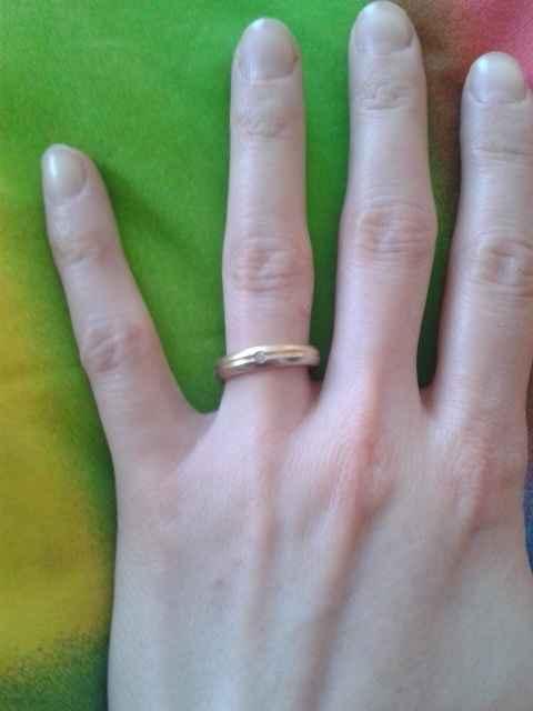 Il mio anello