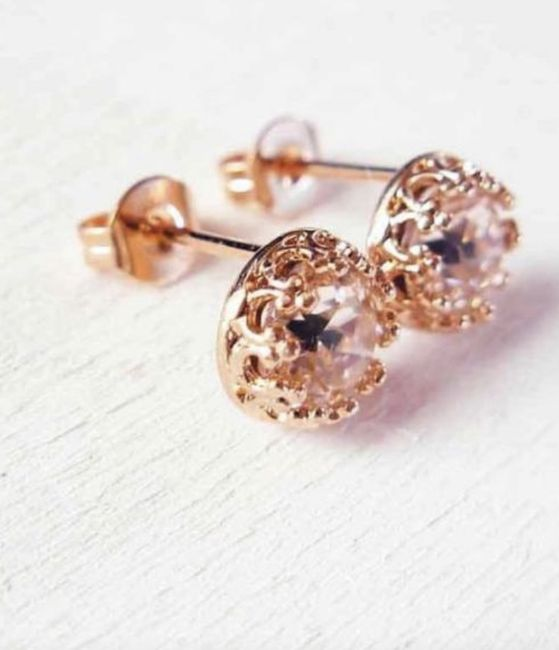 Ragazze che gioielli avete preso per il matrimonio? 1