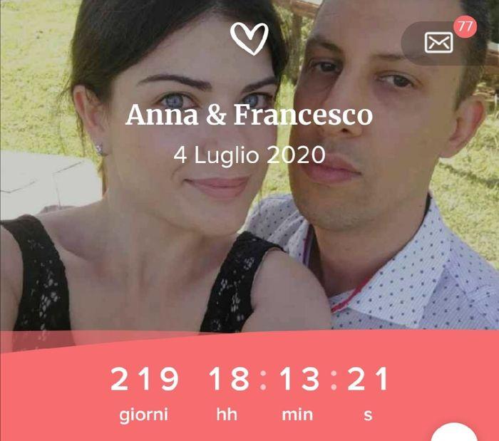 Condividete lo screenshot del vostro countdown! 28