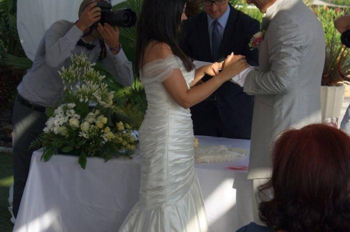 foto mio matrimonio