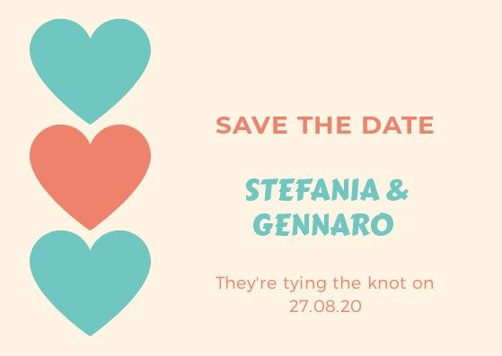Save the date, quale vi piace di più? 19