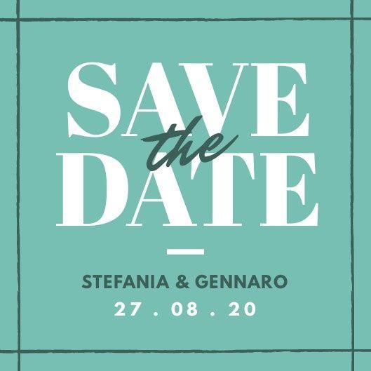 Save the date, quale vi piace di più? 21