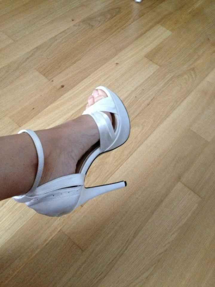 Le mie scarpe sono arrivate - 1