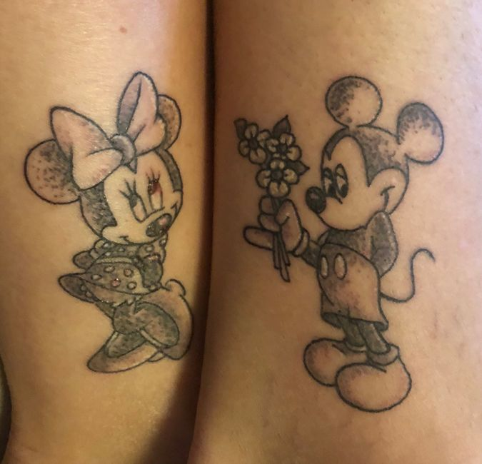 Tatuaggio di coppia o no? 5