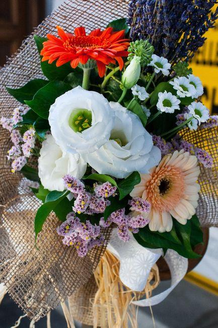 Matrimonio Tema Grano : Matrimonio a tema lavanda e fiori di campo