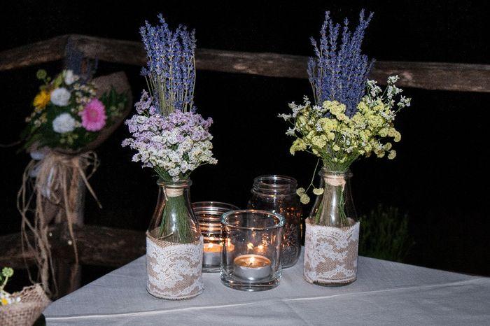 Matrimonio Tema Lavanda : Matrimonio a tema lavanda e fiori di campo